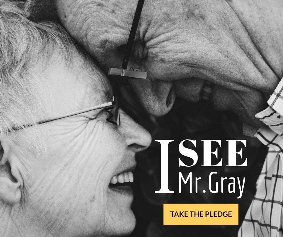Gray Pledge